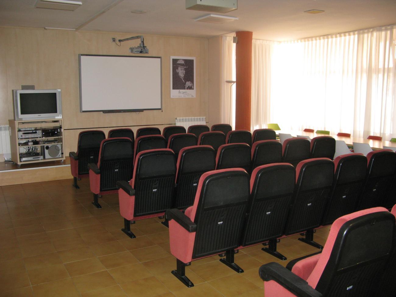 Salón de actos/TV