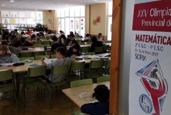 Olimpiada matemática: prueba individual