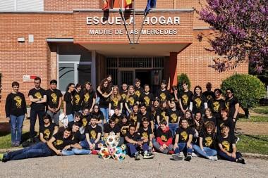 La Escuela Hogar de Soria recibe la XXV Olimpiada Provincial de Matemáticas